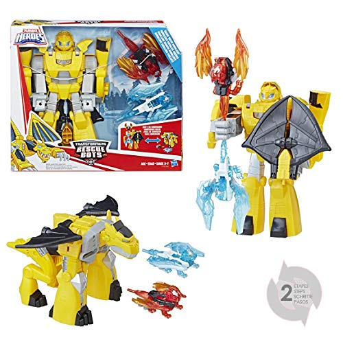 Transformers Hasbro Rescue Bots Knight Watch Bumblebee
