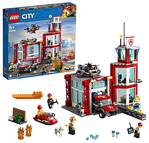 Spielzeug-Feuerwehr 'Feuerwehr-Station' von LEGO City