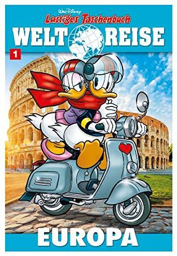 Lustiges Taschenbuch Weltreise 01: Europa