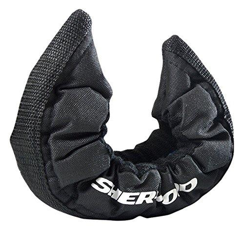 SHER-WOOD - Senior Pro Eishockey elastische Kufenstrümpfe für Eishockey- & Schlittschuhe, 2 Stück,...