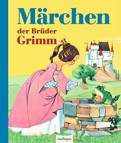 Märchen der Brüder Grimm: Band 2 | Nostalgiebuch mit dem Charme der Siebziger