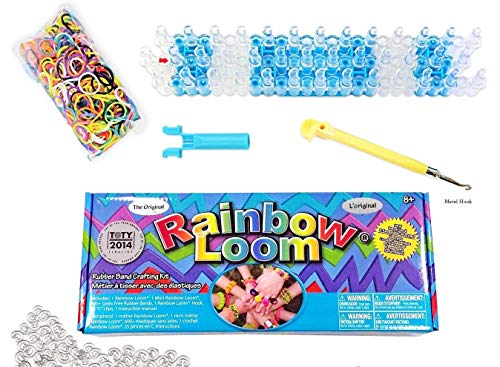 Rainbow Loom - Original Starter-Set für 24 Armbänder