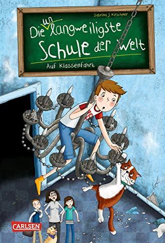 Die unlangweiligste Schule der Welt 1: Auf Klassenfahrt: Kinderbuch ab 8 Jahren über eine lustige Schule...