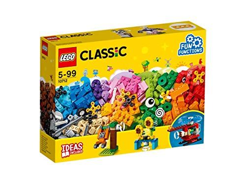 Lego Classic 10712 Lego Bausteine-Set - Zahnräder, Bunt