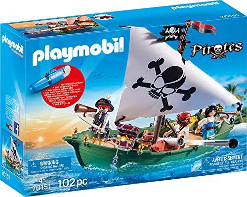 Playmobil 70151 Pirates Piratenschiff, bunt