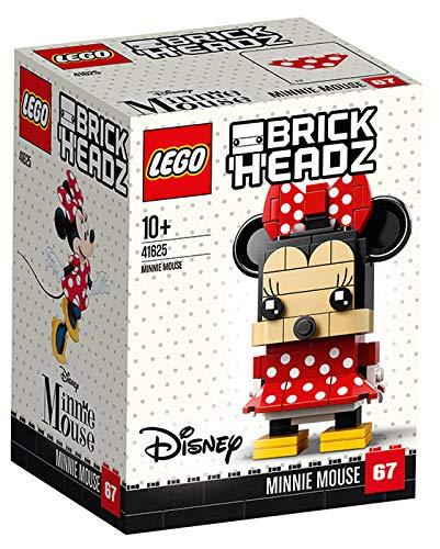 LEGOBrickHeadz Minnie Maus (41625), Disney-Spielzeug