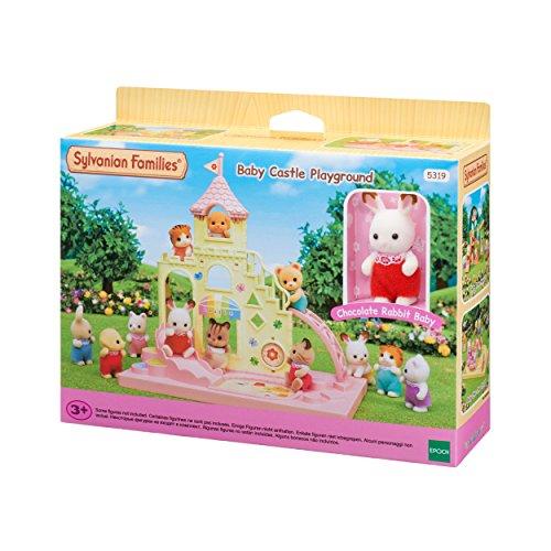 Sylvanian Families 5319 Baby Abenteuer Schloss - Puppenhaus Spielset