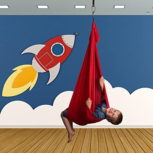 Lukes World® Therapie Hängematte Kinder - beruhigend - Sensorische Therapie Schaukel Indoor -...