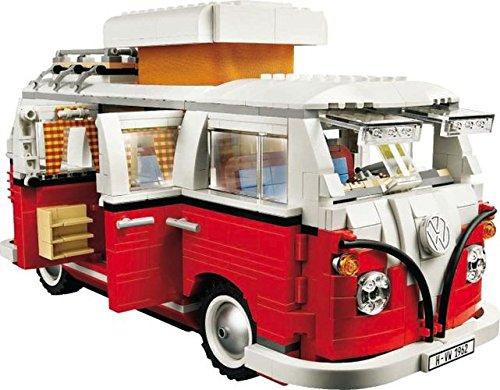 LEGO-Modellauto 'Volkswagen T1 Campingbus' von LEGO Creator Expert