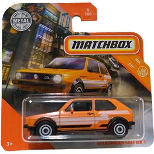 Matchbox Volkswagen Golf MK1 MBX City 8/100 2020