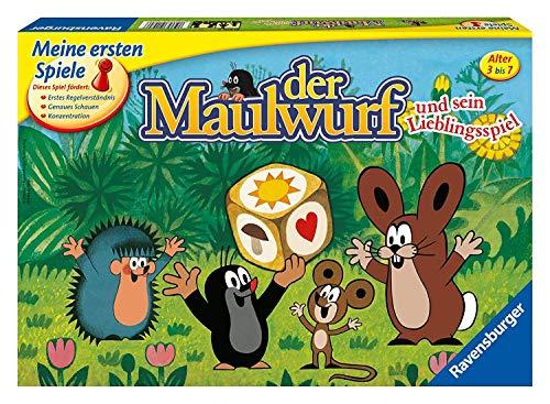 Ravensburger: Der Maulwurf und sein Lieblingsspiel