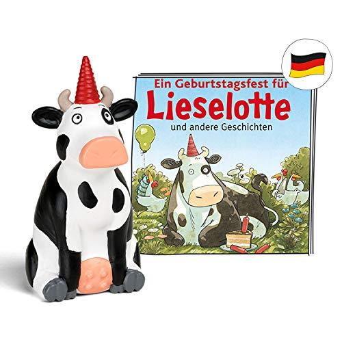 tonies Hörfiguren für Toniebox - Lieselotte - EIN Geburtstagsfest für Lieselotte und andere...