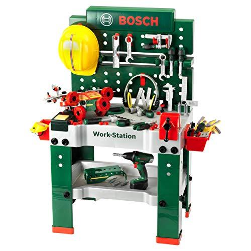 Theo Klein, Bosch: Werkbank Nummer 1