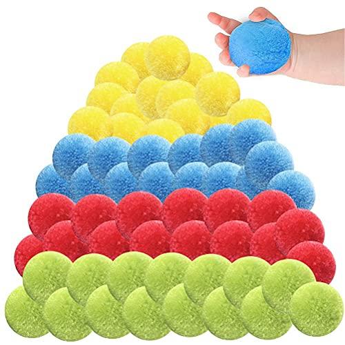 Tumnea Wasserbomben Bälle Set, Wasserbälle Baumwolle Spritzwasserbälle Spielzeug für Jugendliche und...