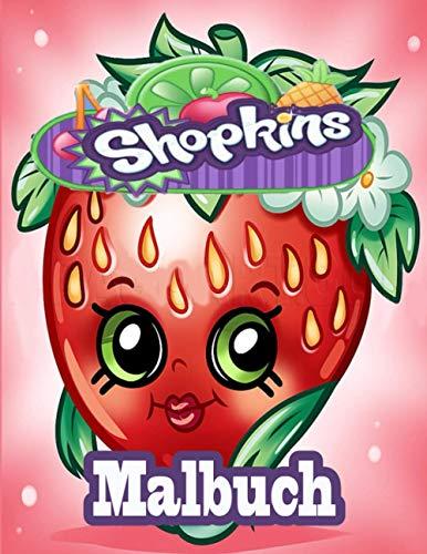 Shopkins Malbuch
