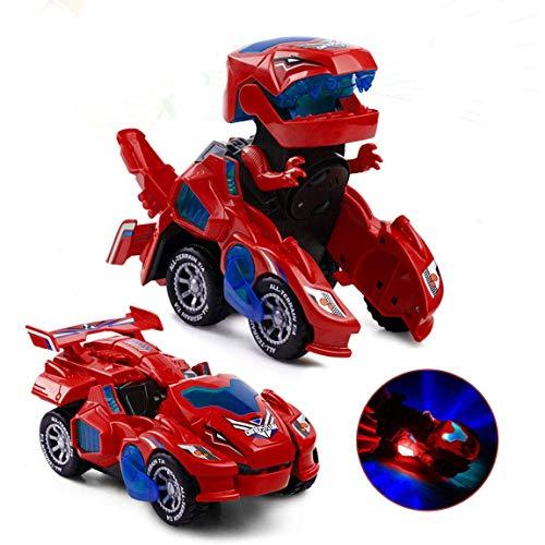 Dinosaurier Transformers Auto Transformers Spielzeug Automatische Transformierung Dinosaurier Spielzeug...