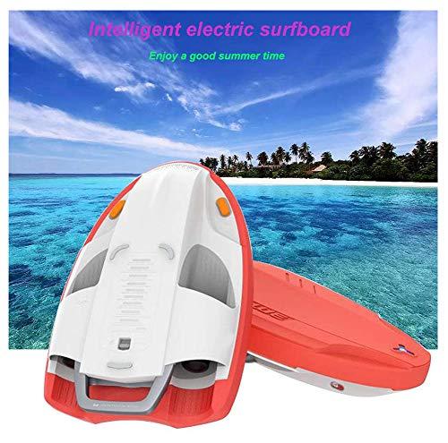 AHELT-J Elektrisches Surfbrett, Angetriebenes Kickboard Smart Water Scooter Schwimm Trainingshilfe für...