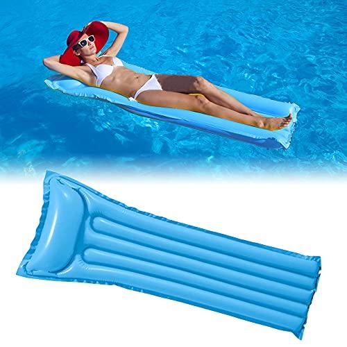 DEEPOW Wasser Hängematte-Aufblasbar Schwimmring Schwimmende Reihe Pool Luftmatratze Matratze Matratzen...