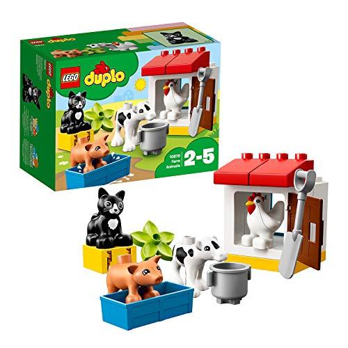 LEGO duplo - Tiere auf dem Bauernhof