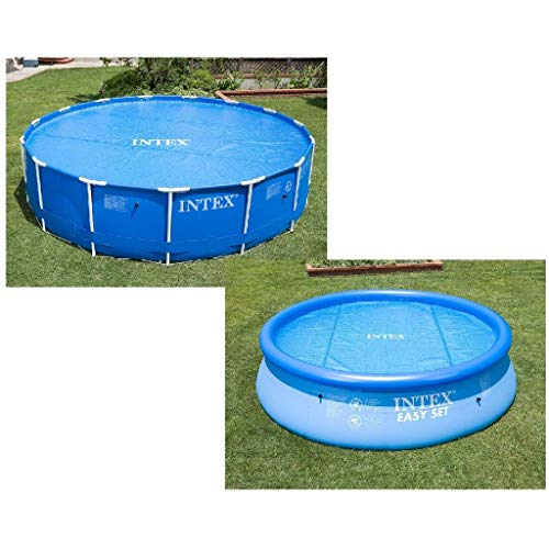 Intex Solarabdeckplane für Easy Frame Pool, isolierend