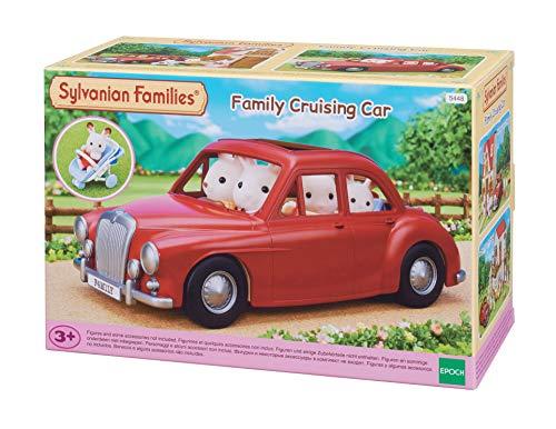 Sylvanian Families 5448 Familien-Limousine - Puppenhaus Auto Spielset