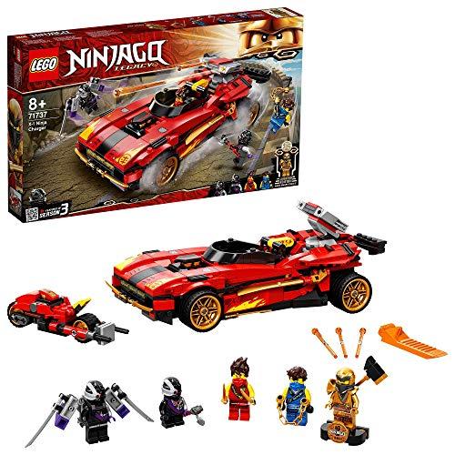 Ninja-Auto 'X-1 Ninja Supercar' von LEGO Ninjago