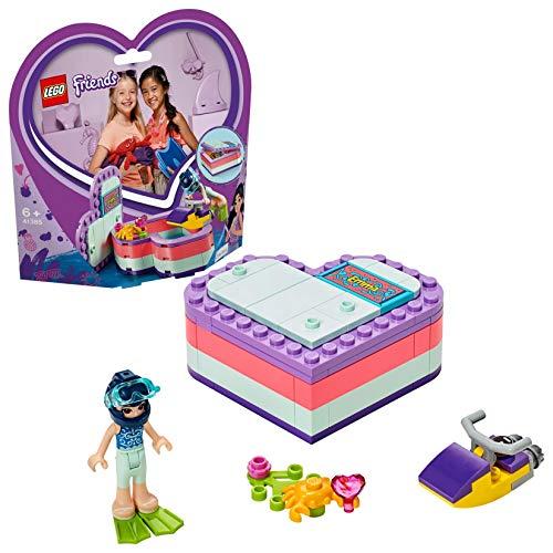 LEGOFriends 41385 - Emmas sommerliche Herzbox, Bauset