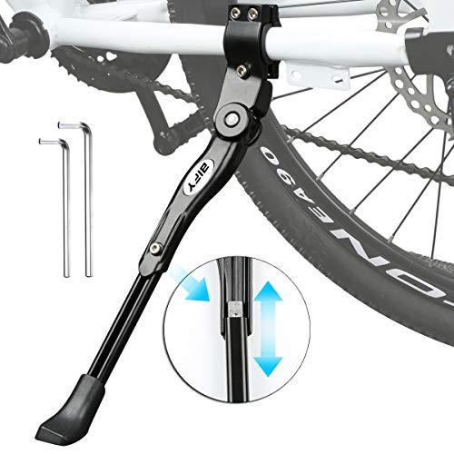 BIFY Fahrradständer aus Aluminiumlegierung für 24-28 Zoll, Rutschfester Gummiständer,...
