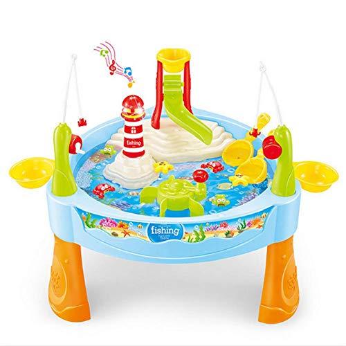 25 Stück Sandkastentisch Wasser   spieltisch wassertisch   wassertisch spielzeug kinder, Angelspielzeug...