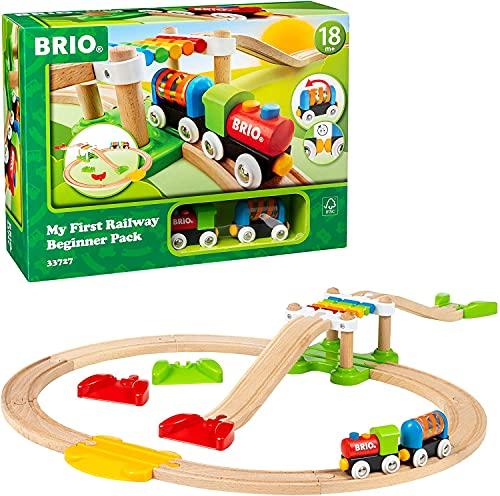 Mein erstes BRIO Bahn Spiel Set