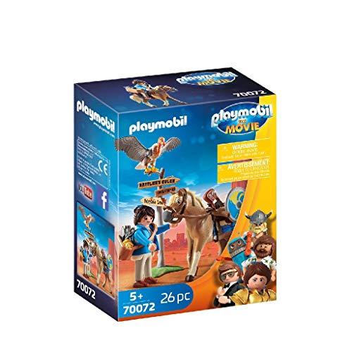 PLAYMOBIL:THE MOVIE 70072 Marla mit Pferd, Ab 5 Jahren