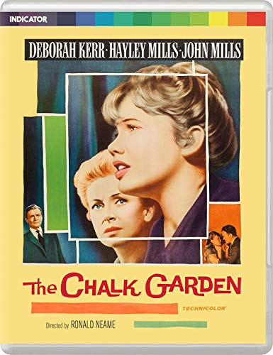 The Chalk Garden (Limited Edition) [Blu-ray] [2021]
