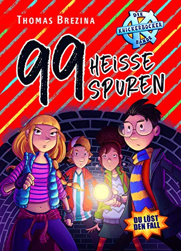99 heiße Spuren (Die Knickerbocker-Bande)