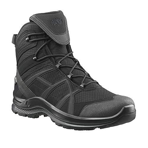 Haix Black Eagle Athletic 2.1 GTX mid/Black Optimiertes Design - Robuste Schuhe für Beruf und Freizeit....