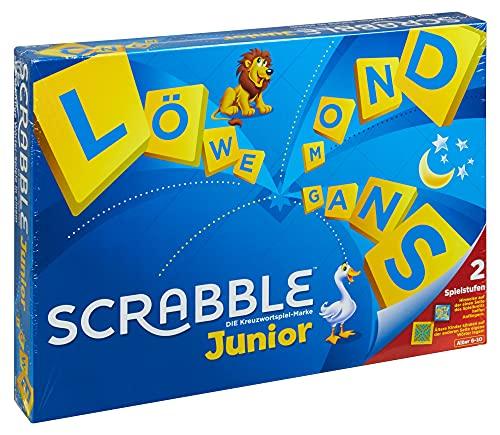 Mattel: Scrabble Junior