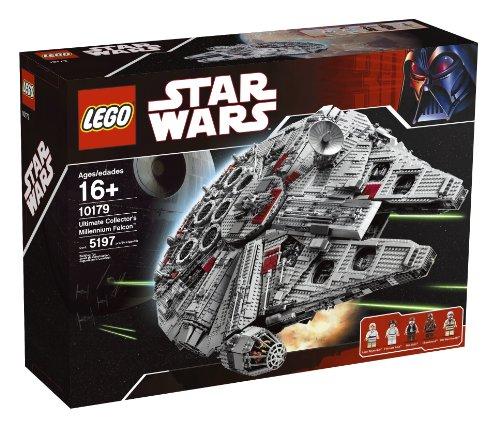 LEGO Star Wars 10179 - Ultimatives Millenium Falcon Sammlermodell