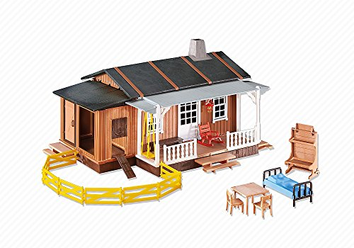 6410 Playmobil Grosse Western Farm