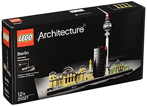 Skyline-Modell 'Berlin' von LEGO Architecture