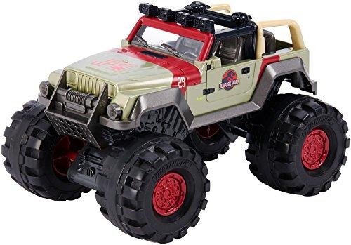 Matchbox: '93 Jeep Wrangler Jurassic World