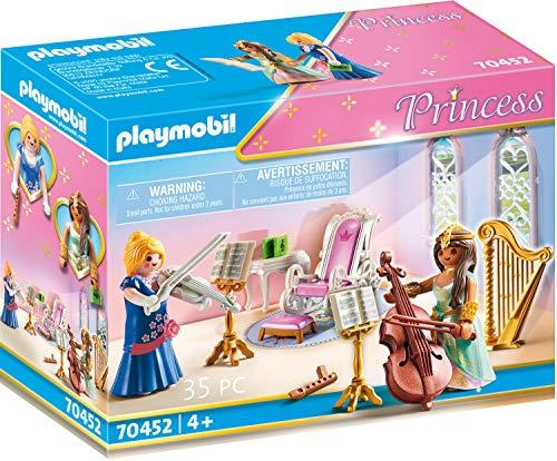 PLAYMOBIL Princess 70452 Musikzimmer, Ab 4 Jahren