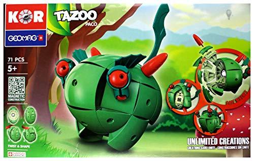 Tazoo Paco - 71pcs