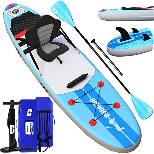 DURAERO Stand up Paddling Board Aufblasbare SUP Board kajak aufblasbar SUP Board Set, Paddling Surfbrett,...