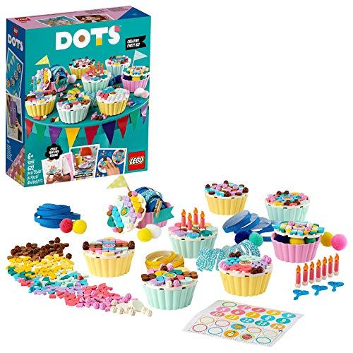 Kreativ-Bauset 'Cupcake Partyset' von LEGO DOTS