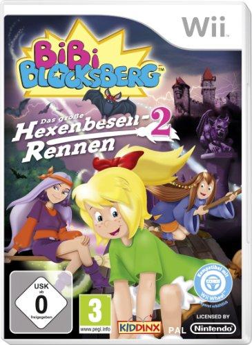 Das große Hexenbesen - Rennen 2 - [Nintendo Wii]