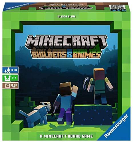 Ravensburger - Minecraft Builders & Biomes