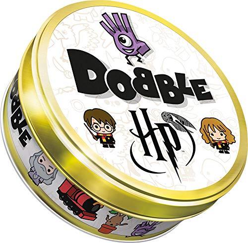 Asmodee Dobble Harry Potter, Familienspiel, Reaktionsspiel, Deutsch