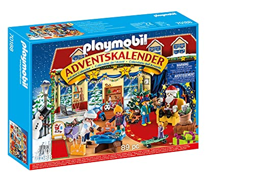 Playmobil - Adventskalender Weihnachten im Spielwarengeschäft