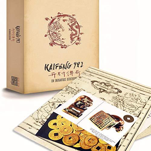 iDventure Detective Stories - History Edition - Kaifeng 982 - Spannendes Escape Room Spiel [1–6+...
