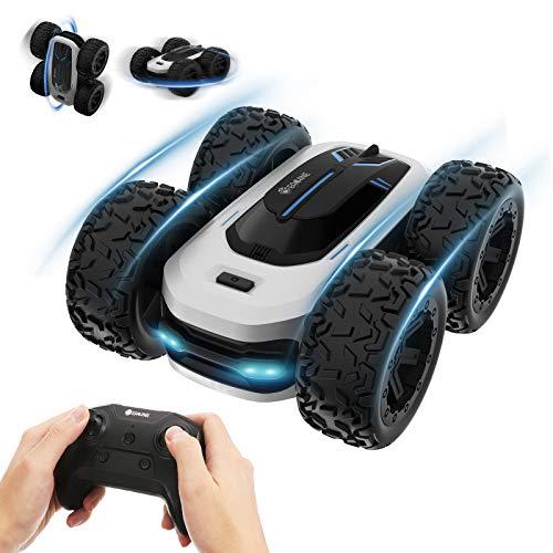 EACHINE EC10 Stunt Ferngesteuertes Auto für Kinder RC Car Offroad 2.4GHz Demofunktion 360° Spin und...