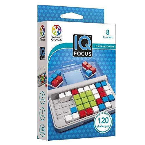 Smart Toys And Games SG422 IQ Reihe, Gehirnjogging Focus, bunt